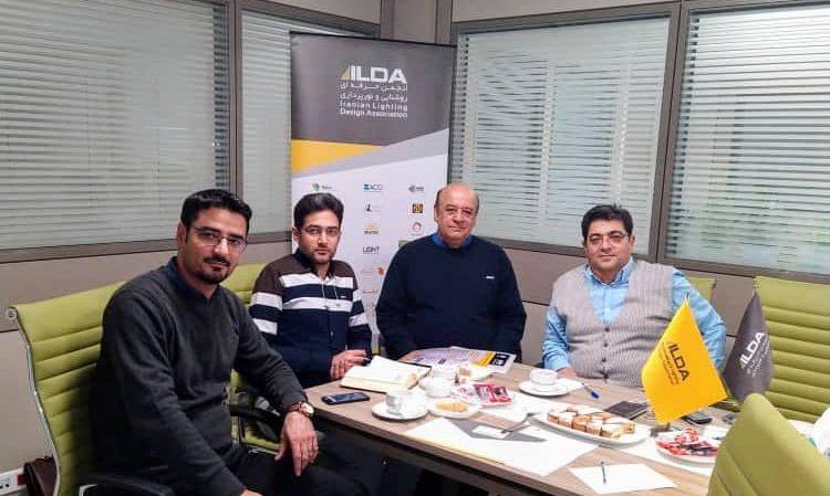 جلسه مشترک با هیئت مدیره کانون روشنایی شرق (مشهد) در تاریخ 98/10/24