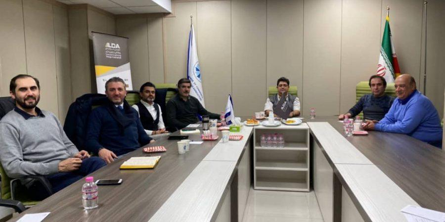 جلسه روابط عمومی